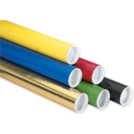 Colored Tubes