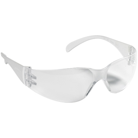 3M<span class='tm'>™</span> Virtua<span class='tm'>™</span>  Clear Temples Protective Eyewear