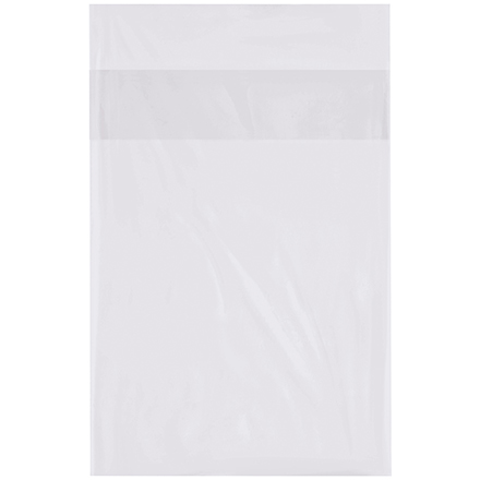 "11 x 14"" - 2 Mil Flap Lock Poly Bags"