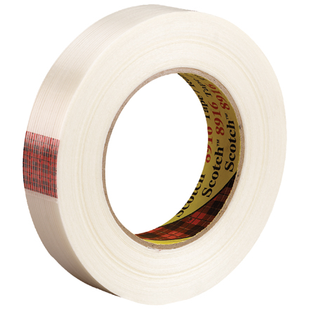 "3/4"" x 60 yds. (12 Pack) 3M<span class='tm'>™</span> 8916 Strapping Tape"